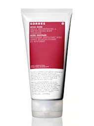 Korres Wild Rose Daily Brightening &amp; Refining Buff Cleanser, $24, Sephora.com