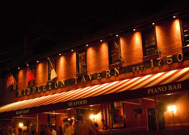 Middleton Tavern, Annapolis, Maryland