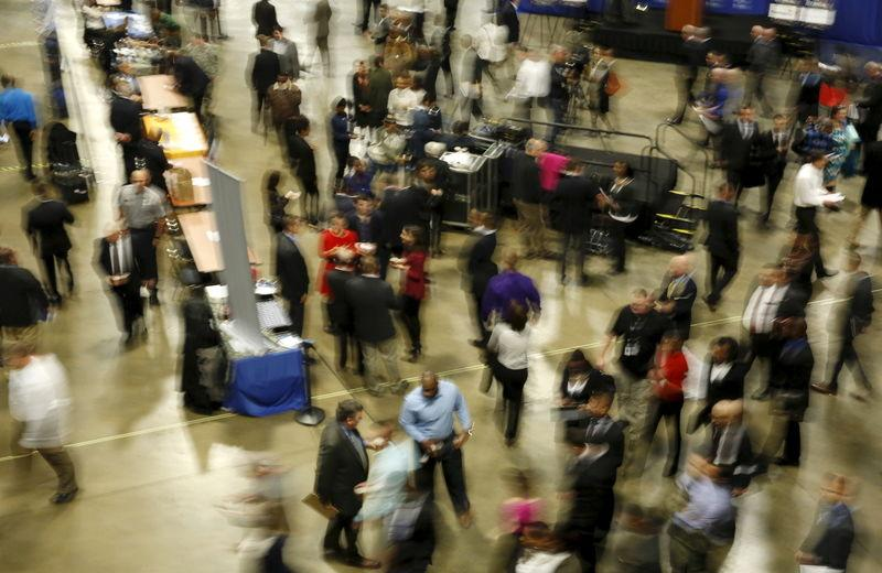 U.S. labor market on solid ground as jobless rate hits eight-year low