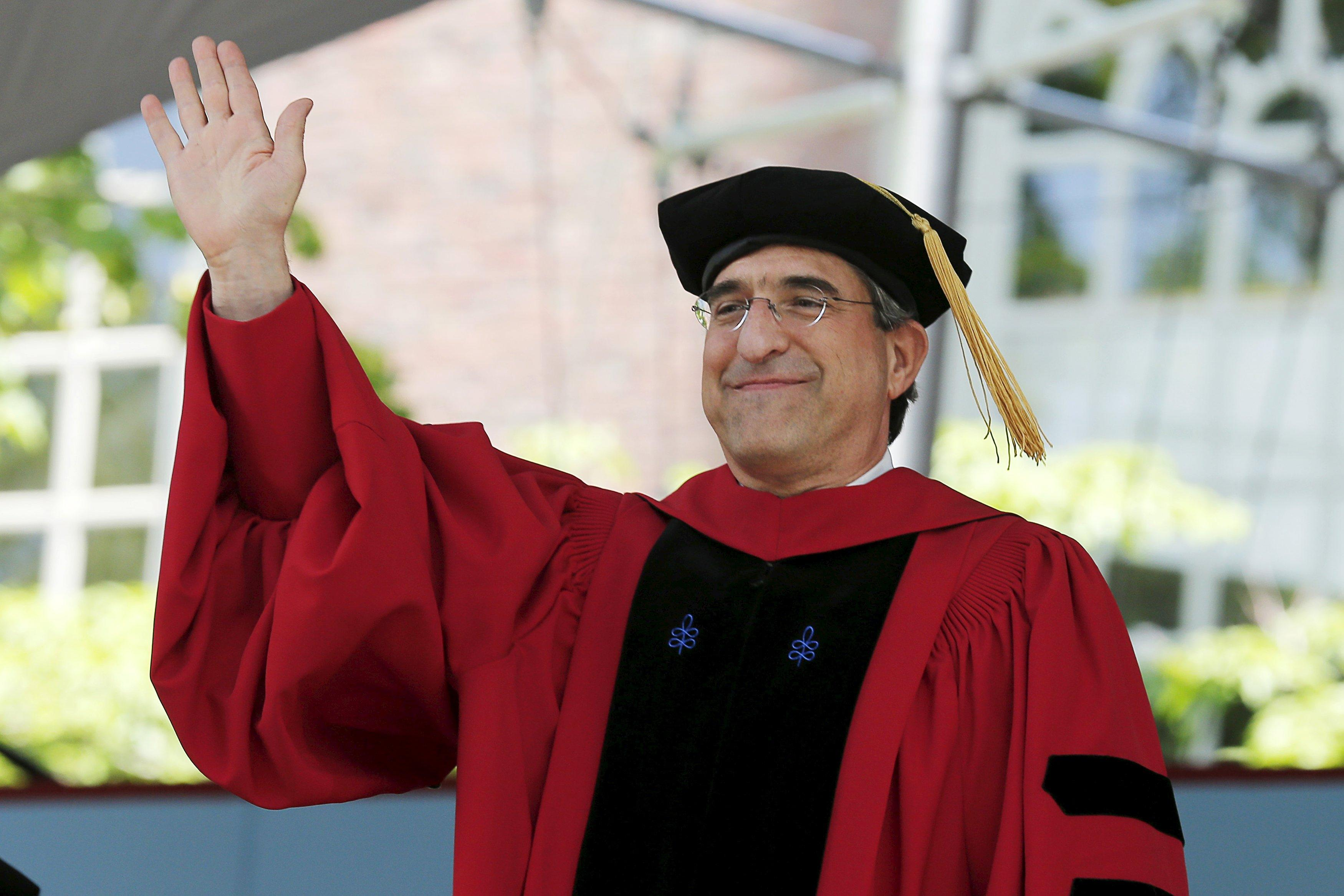 Yale president: Yale is more affordable than you think