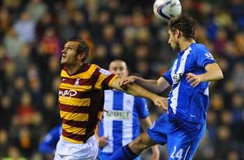 Wigan 0-0 Bradford (2-4 penalties): Martinez's men shown up by League Two opponents