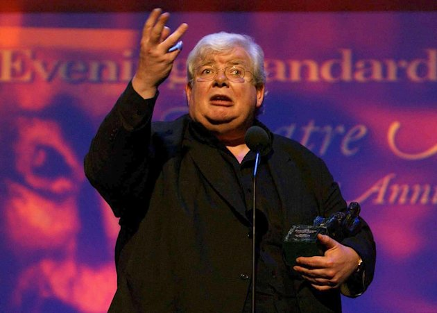 Richard Griffiths has died of complications following heart surgery