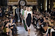 Stella McCartney and Chloe on Monday sent out a duo of crisp, fresh looks for next summer, perfect for stepping out on a sunny morning, on day seven of Paris Fashion Week