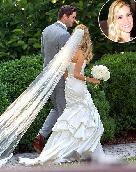 Kristin Cavallari Marries Jay Cutler: See Her Wedding Dress