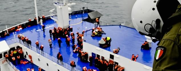 Rescue complete in Greek ferry disaster