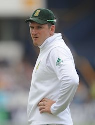 Graeme Smith has been baffled by the Kevin Pietersen saga