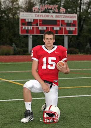 Hamburg Area QB Joey Cominsky is still facing trouble from his on-field attack — NCSA