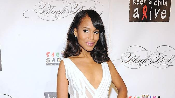 Kerry Washington KeepA Child Alive Ball