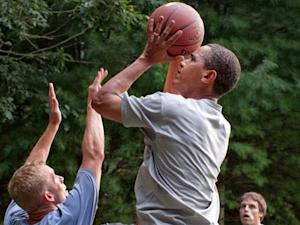 Obama Picks Indiana to Win NCAA Tournament