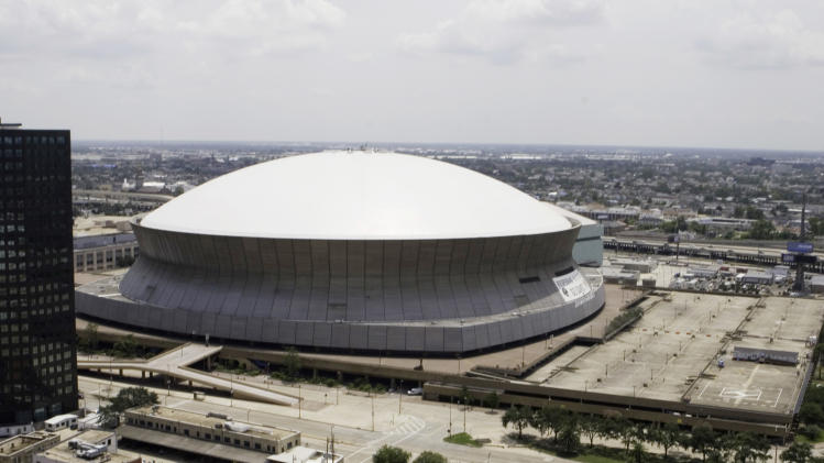 The Louisiana Superdome