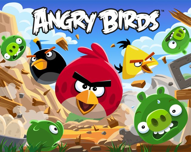 Vom Handy nach Hollywood: Die Angry Birds kommen 2016 ins Kino. (Bild: Rovio Entertainment)