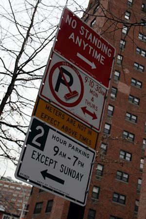 Are New York City Parking Signs Purposely Confusing?