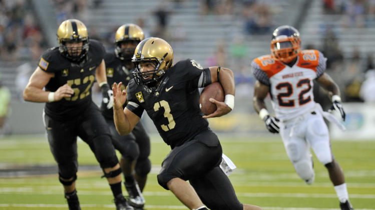 Santiago shines as Army beats Morgan State 28-12