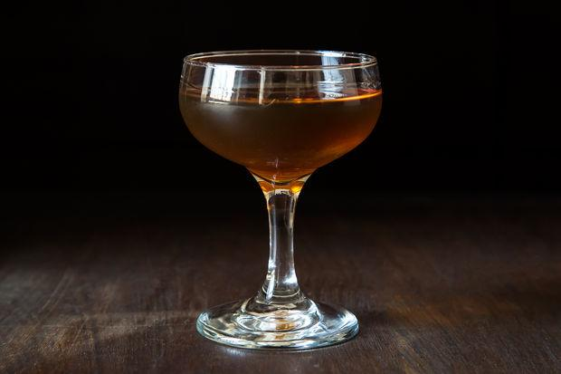 The Perfect Manhattan
