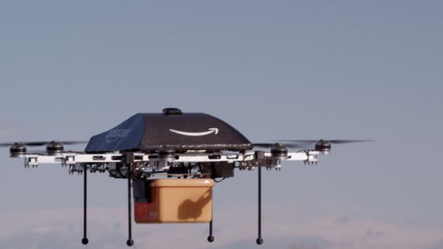 Amazon filmed Prime Air demos outside the US to avoid legal trouble with the FAA