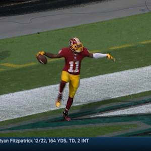 Week 3: Washington Redskins wide receiver DeSean Jackson highlights