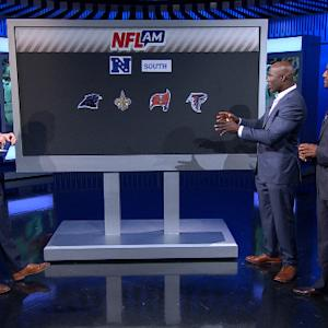 'NFL AM' Division by Subtraction: NFC South