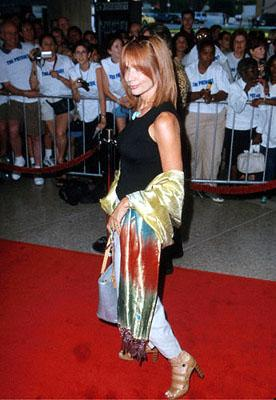 Premiere: Rosanna Arquette at the Loews Century Plaza premiere of Columbia's The Patriot - 6/27/2000