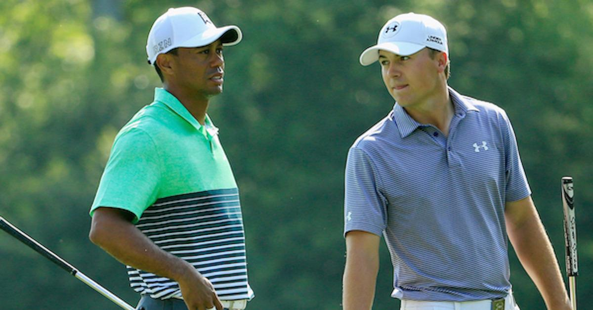 Meet Jordan Spieth, the next Tiger Woods