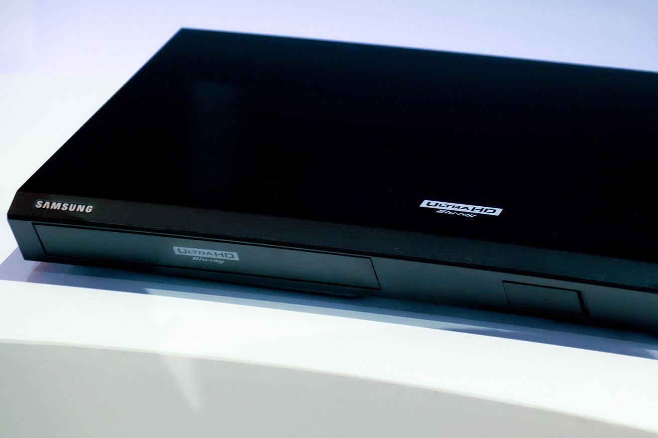 The first ever Ultra HD 4K Blu-ray player has gone on sale a little bit early