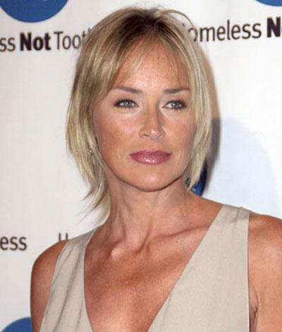 Sharon Stone: Love Is Like The Ocean