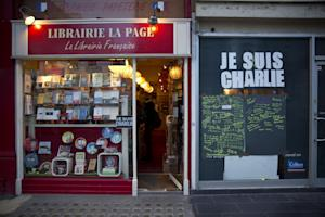 A French bookshop, where staff expect to get copies …