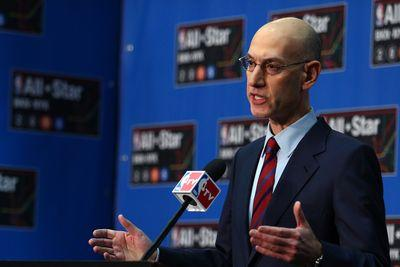 Adam Silver 'on the fence' about intentional fouling rule change