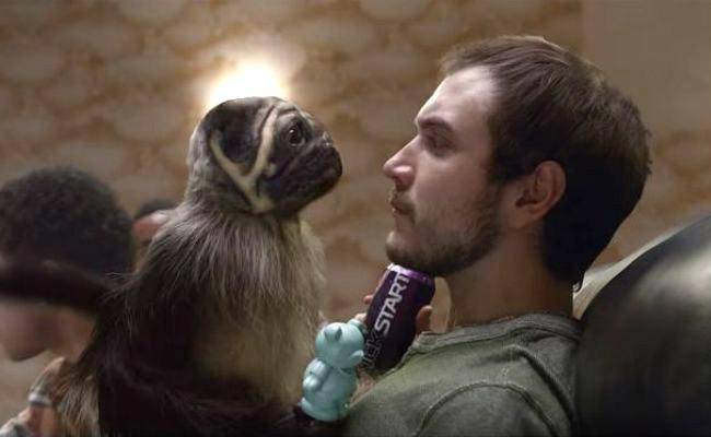 Mountain Dew's 'PuppyMonkeyBaby' Commercial Is Here To Haunt Your Dreams