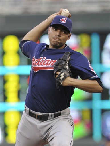Choo's single in 9th lifts Indians over Twins 5-4
