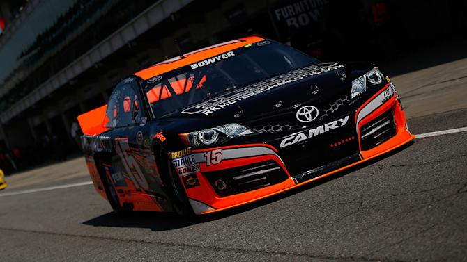 Bowyer has been model of consistency in 2013