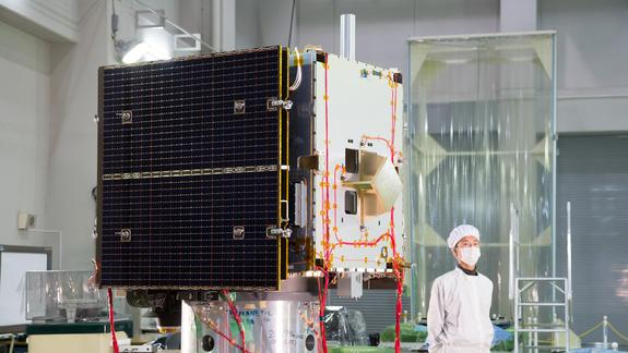 Japan Launching Ambitious Asteroid-Sampling Mission in 2014