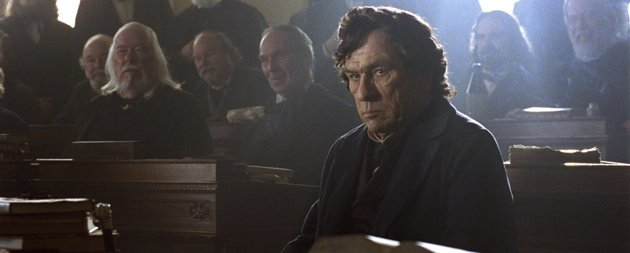 Jones as Thaddeus Stevens in 'Lincoln' 