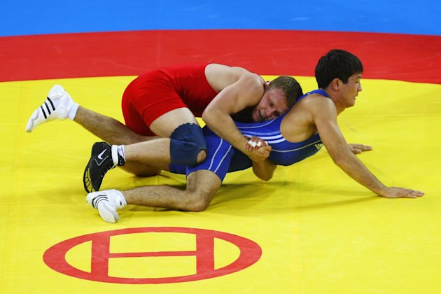 Olympics Day 5 - Wrestling