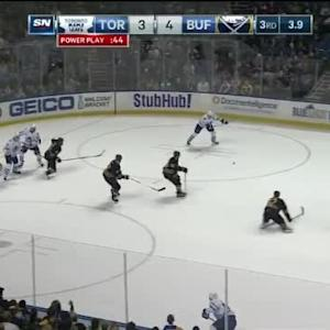 Maple Leafs at Sabres / Game Highlights