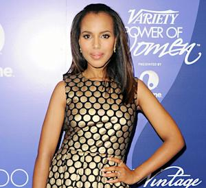 Kerry Washington to Host Saturday Night Live Amid Racial Casting Controversy