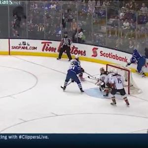 Frederik Andersen Save on Phil Kessel (08:31/2nd)