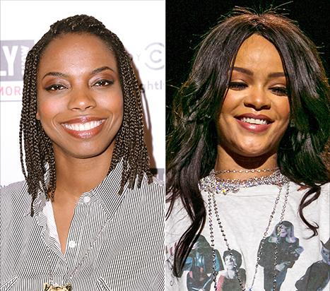 Sasheer Zamata Dishes on Meeting Rihanna After Playing Her on Saturday Night Live