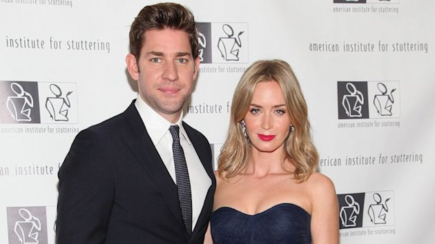 Emily Blunt and John Krasinski Expecting a Baby (ABC News)