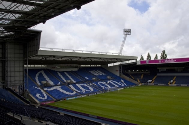 West Bromich Albion's stadium, The Hawthorns — WikiStadiums.org