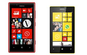 Nokia Lumia 720 and 520 Go After the Budget-Conscious Windows Phone User