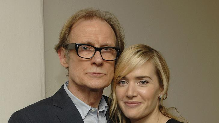 Santa Barbara International Film Festival 2009 Bill Nighy Kate Winslet