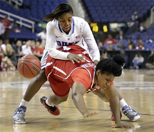 Liston leads No. 6 Duke women past NC State, 79-65