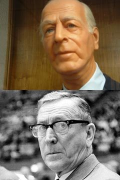 Which is the real John Wooden?