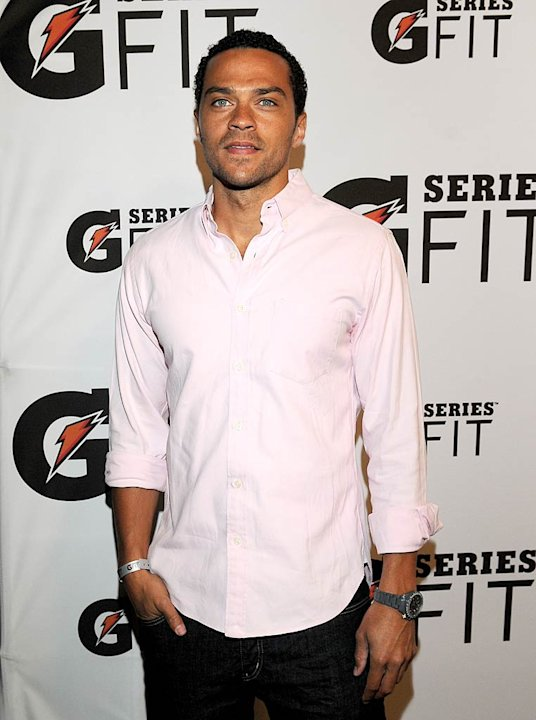 Jesse Williams Gatorade Lnch Prty