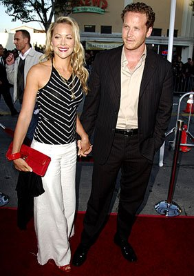 Cynthia Daniel and Cole Hauser at the Westwood premiere of Universal Pictures' The Break-Up