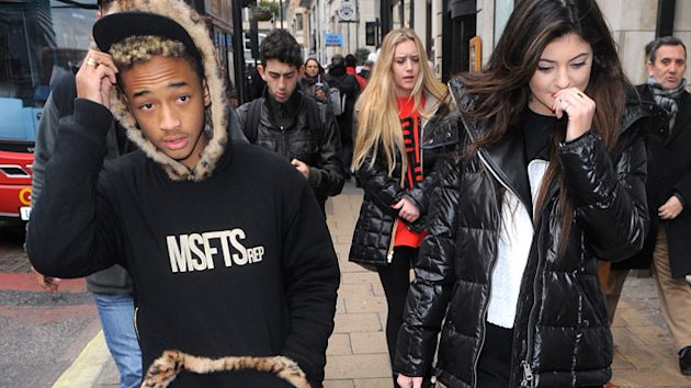 Kylie Jenner and Jaden Smith Reportedly Dating (ABC News)