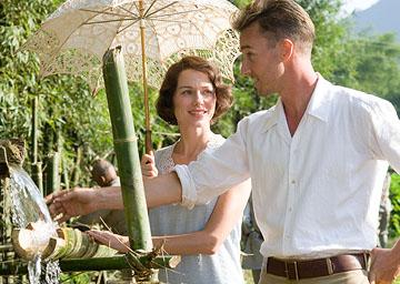 Naomi Watts and Edward Norton in Warner Independent's The Painted Veil