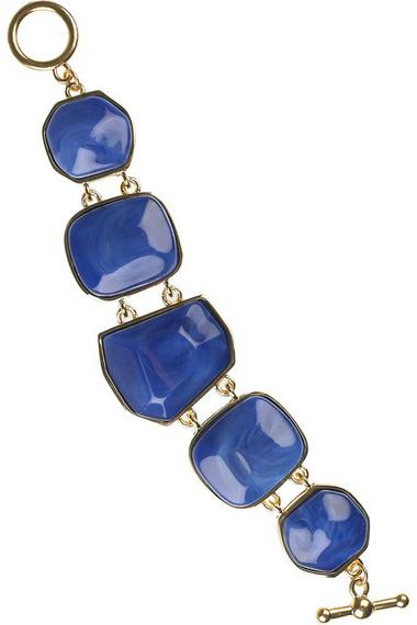 Kenneth Jay Lane bracelet, $120, at Net-a-Porter