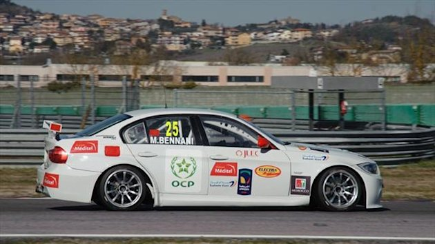 Proteam Racing&#39;s WTCC driver Mehdi Bennani