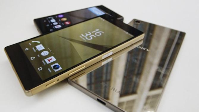 Hands on with the new Sony Xperia Z5 family